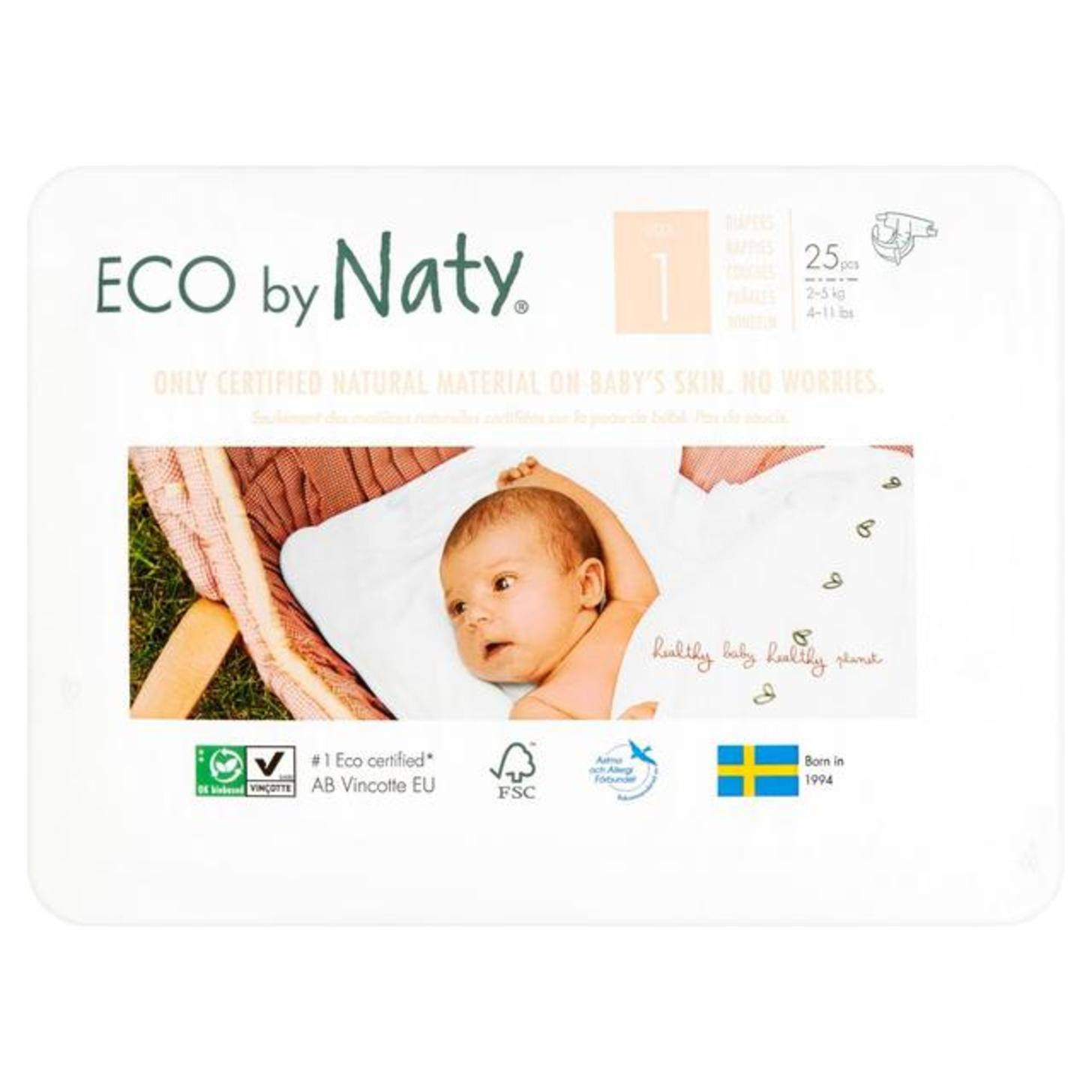 Naty Size 4 Carry 25 per pack Pack of 2